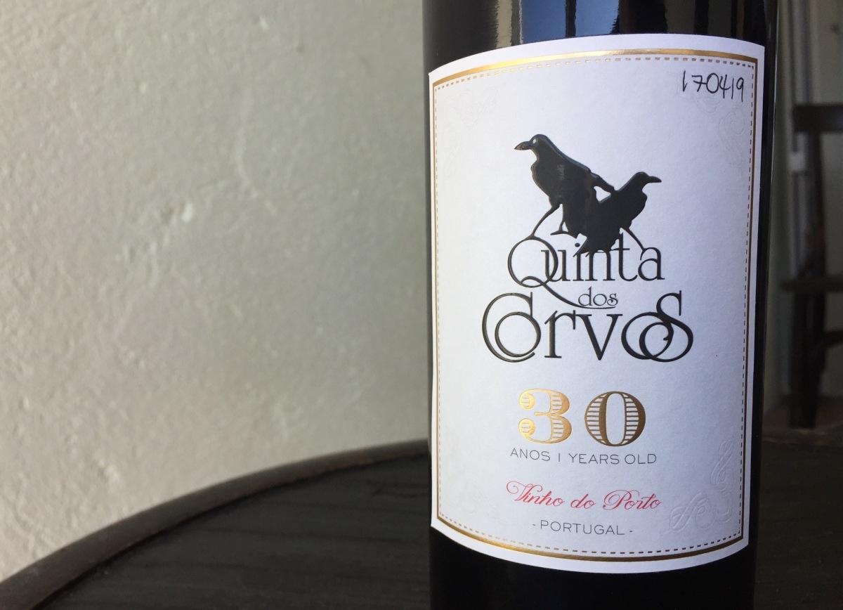 Tasting Port Wine