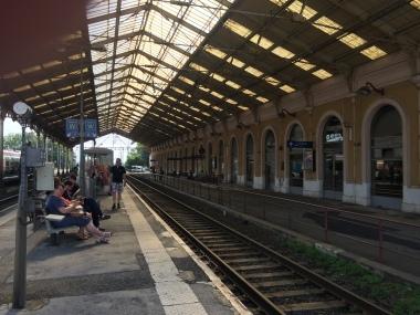 Carcassonne station