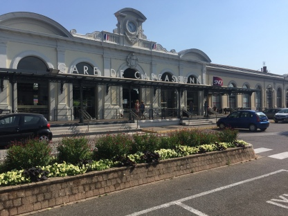 Carcassonne station