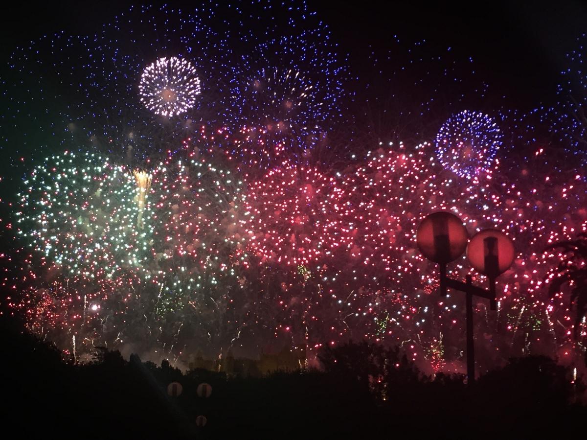 14 July Fireworks