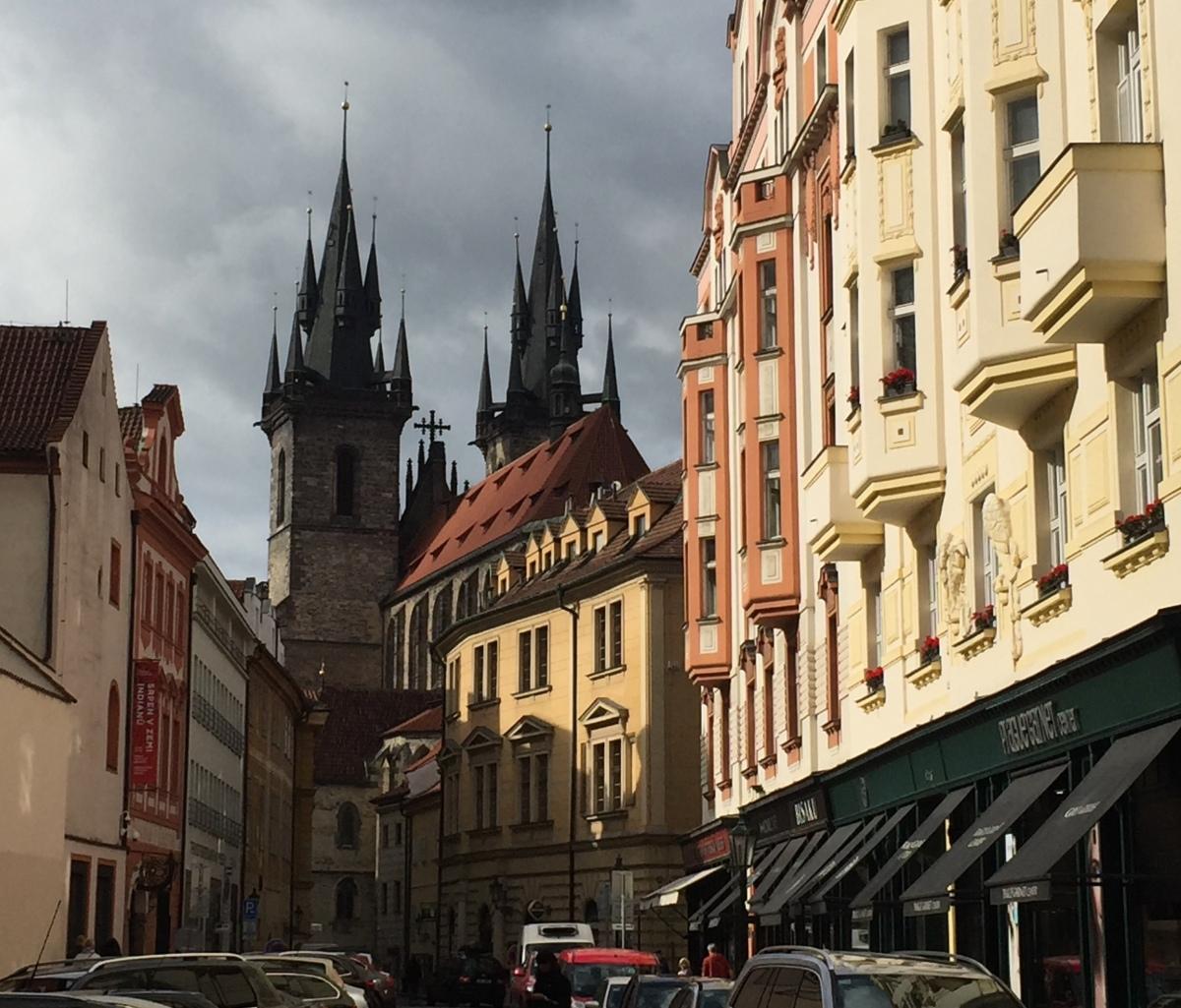 Prague in images