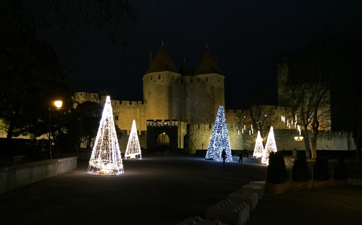 Carcassonne Holiday Season