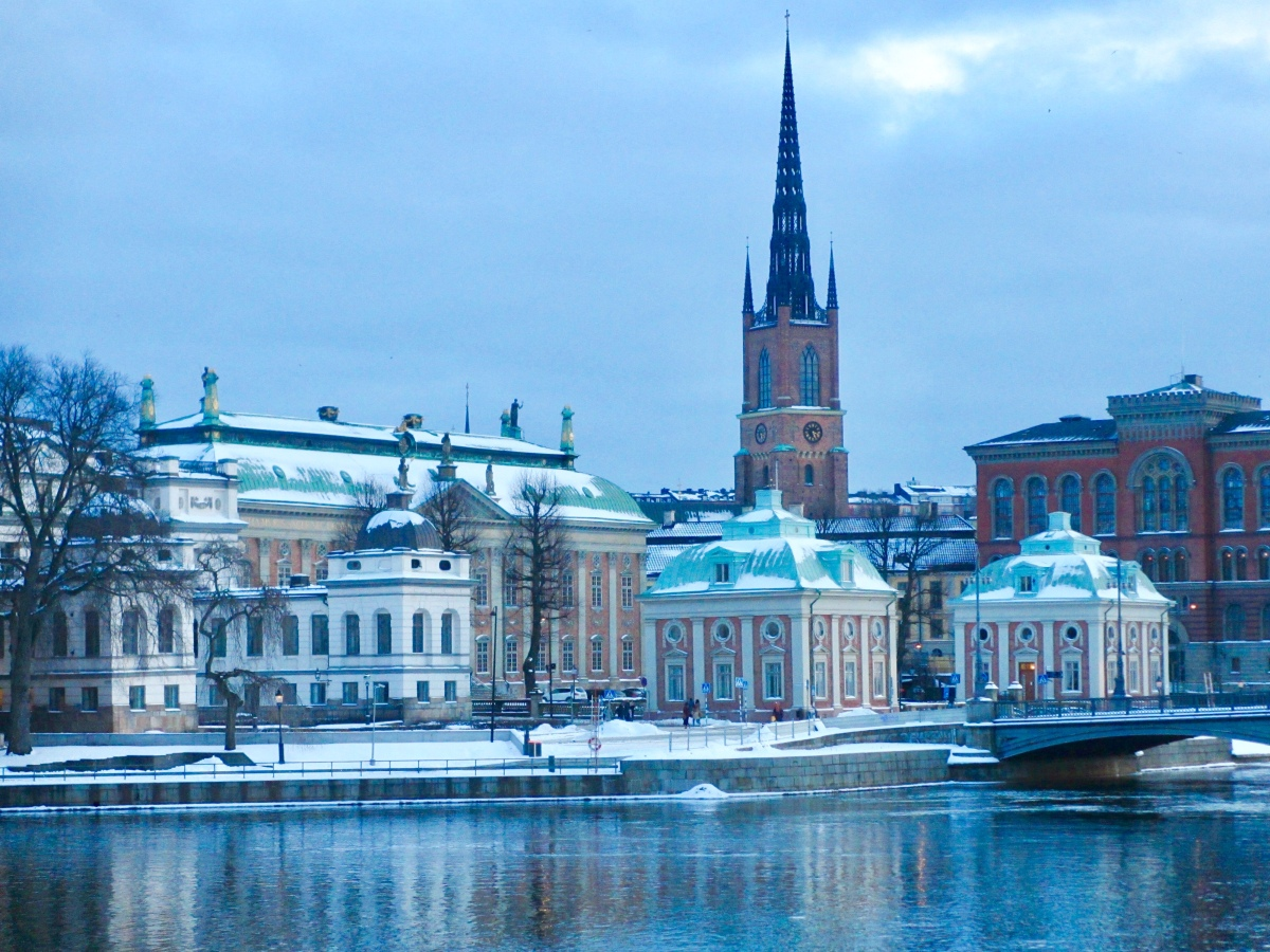 Stockholm Winter Days