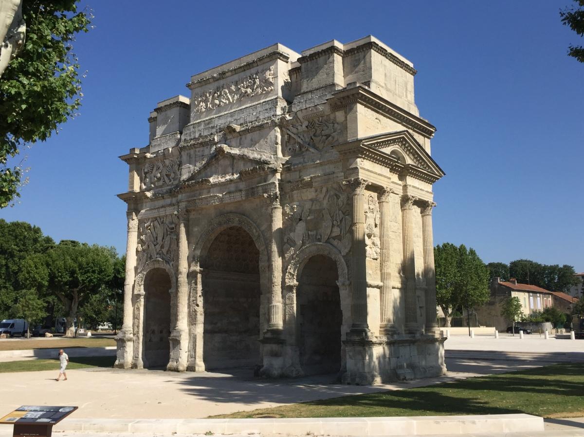 Arc d'Orange